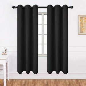 Texlab Blackout Curtains for Bedroom - Grommet The